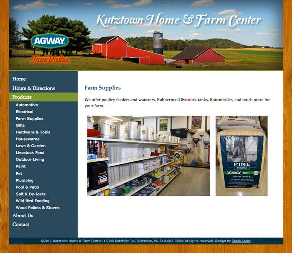 KutztownHF_products